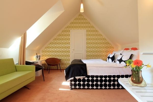 Featured Image of Popular Design For Attic Bedroom Interior