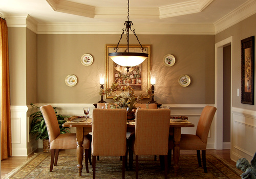 Featured Image of Popular Dining Room Paint Color Ideas