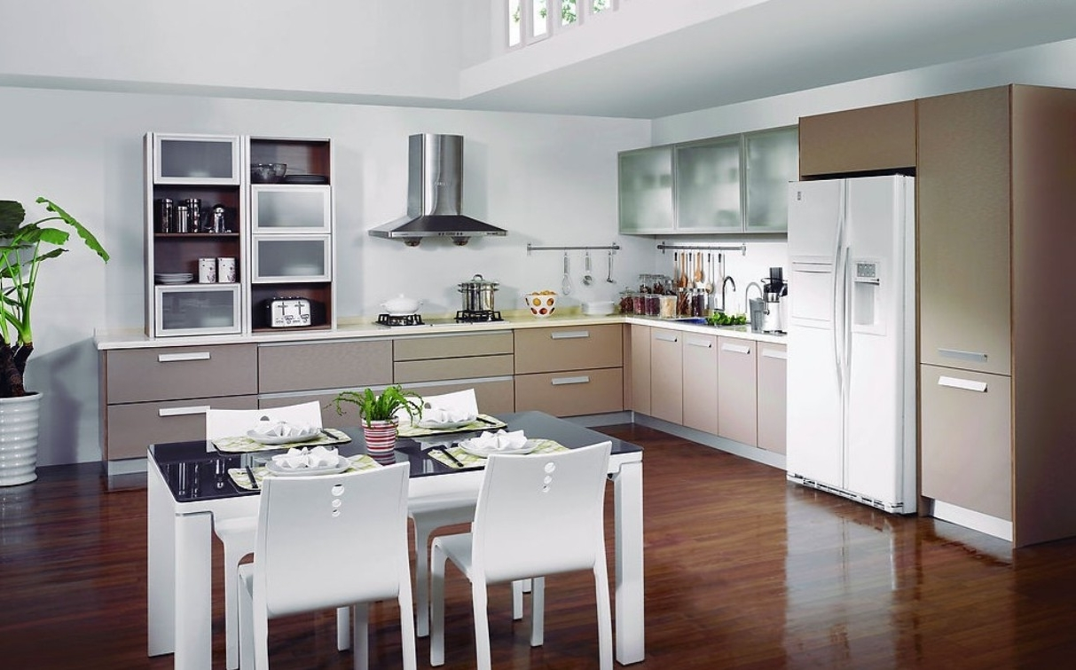 Featured Image of Popular Dining Room And Kitchen In Open Space