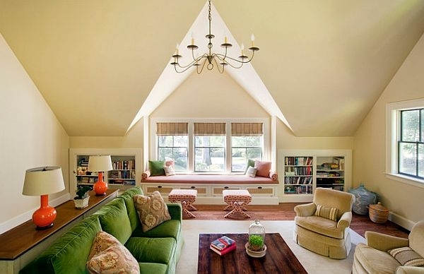 Featured Image of Popular Ideas For Attic Living Room Remodel