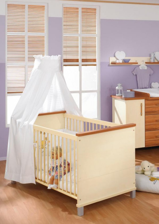 Featured Image of Popular Modern Baby Nursery Furniture