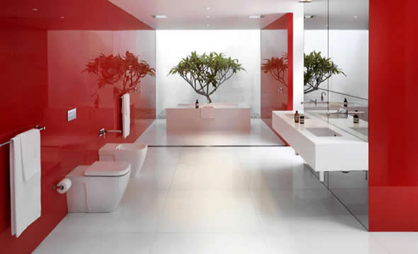 Featured Image of Retro Bathroom Design Ideas