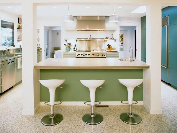Featured Image of Retro Kitchen Design Ideas