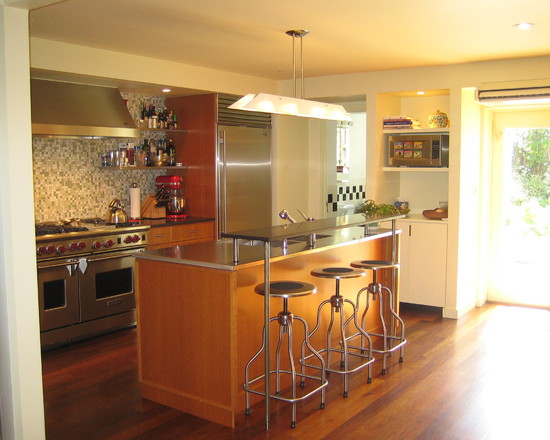 Featured Image of Retro Kitchen Modern Design Ideas
