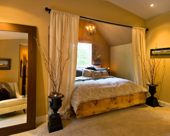 Featured Image of Romantic Bedroom Design Decoration Ideas