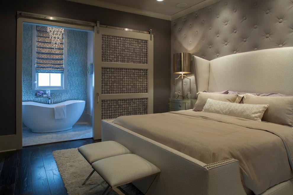 Featured Image of Romantic Bedroom With Elegant Design