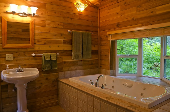 Featured Image of Rustic Bathroom Design Ideas