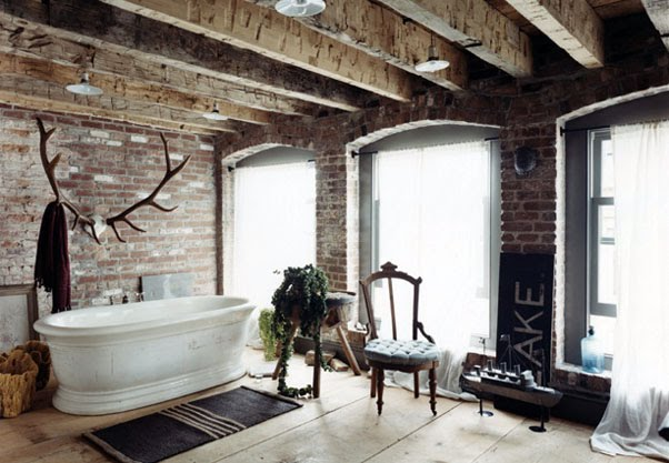 Featured Image of Rustic Bathroom Style Ideas