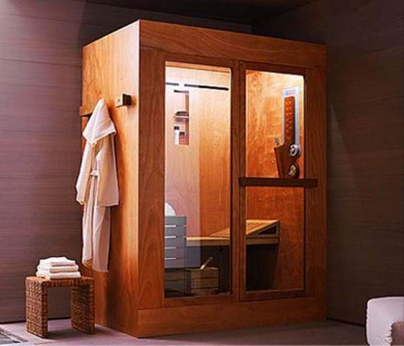 Featured Image of Sauna Design Idea