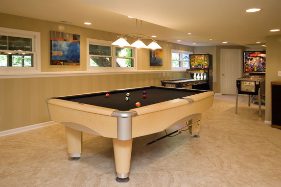 Featured Image of Simple Basement Game Room Ideas