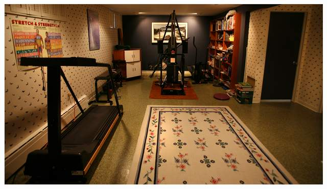 Featured Image of Simple Basement To Gym Remodeling Ideas