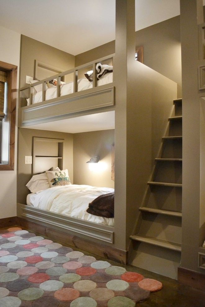 Featured Image of Simple Bunk Beds Decor Themes For Children