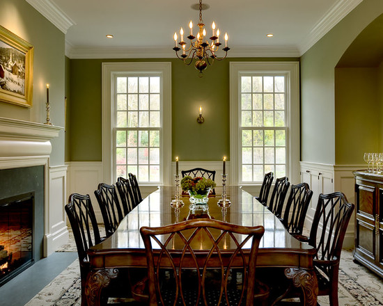 Featured Image of Simple Dining Room Chandelier Ideas