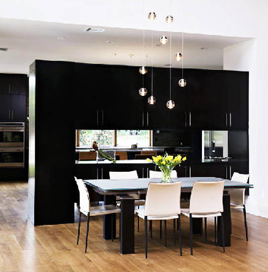 Featured Image of Simple Elegant Dining Lighting Ideas