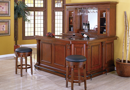 Featured Image of Simple Elegant Home Bar Design Ideas