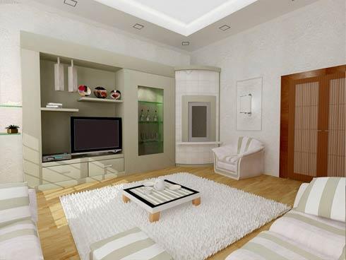 Featured Image of Simple Elegant Living Room Interior Ideas