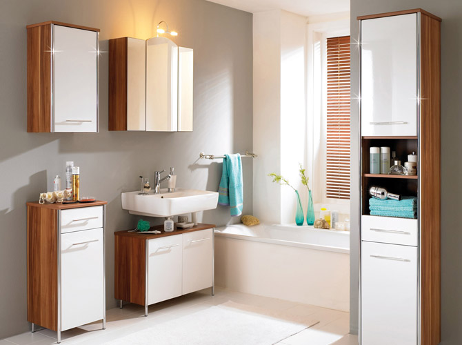 Featured Image of Simple Elegant Modern Bathroom Interior