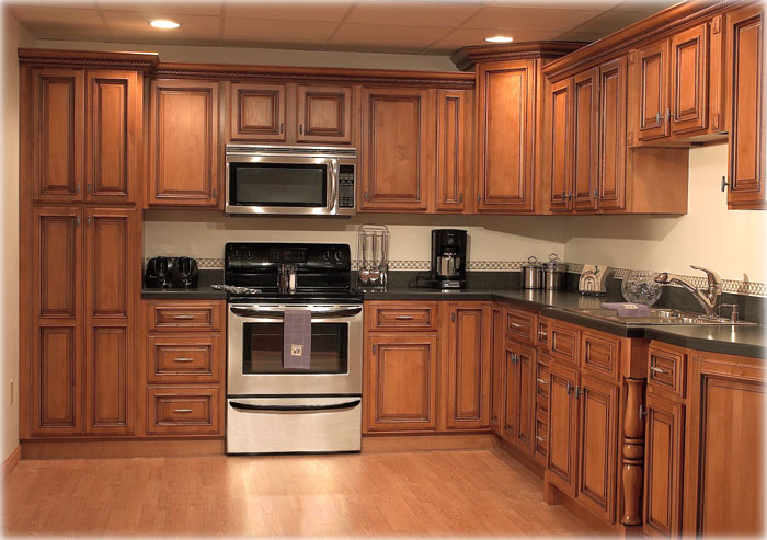 Featured Image of Simple Kitchen Cabinets Colors And Styles