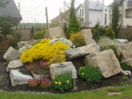 Featured Image of Simple Large Stone Garden Ideas