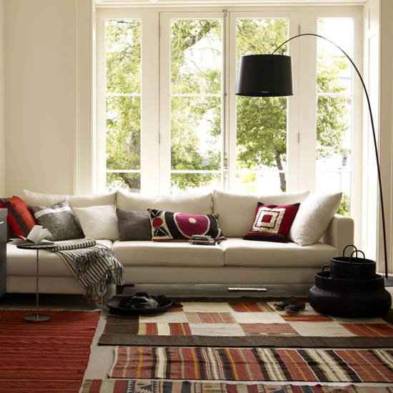 Featured Image of Simple Living Room Textiles