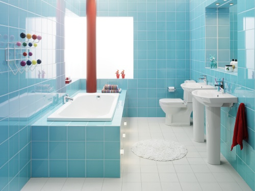 Featured Image of Simple Minimalist Bathroom Flooring Ideas