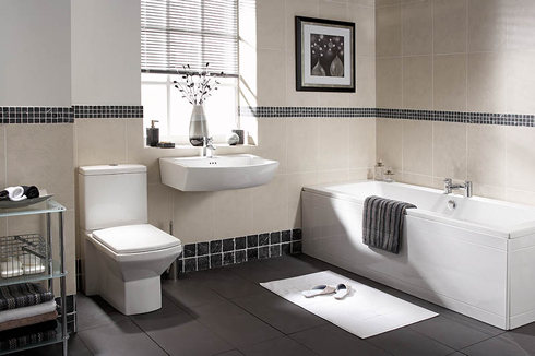 Featured Image of Simple Minimalist Bathroom Ideas