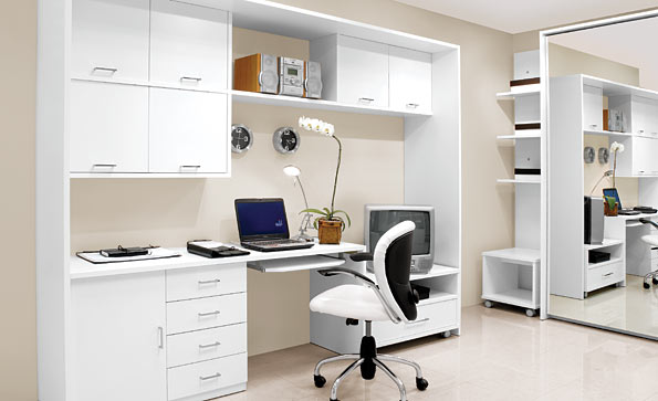 Featured Image of Simple Minimalist Home Office Furniture Ideas