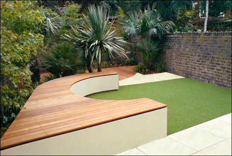 Featured Image of Simple Minimalist Modern Garden Design