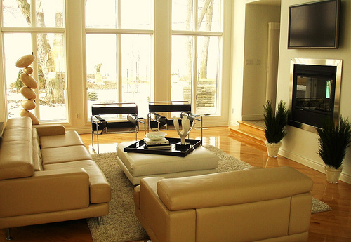 Featured Image of Simple Minimalist Modern Living Room Furniture Ideas