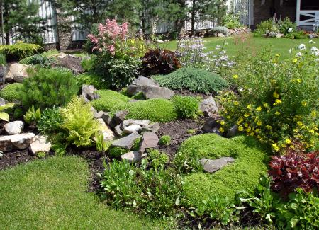 Featured Image of Simple Minimalist Rock Garden Ideas