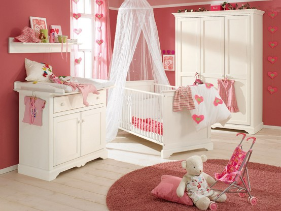Featured Image of Simple Modern Baby Nursery Furniture