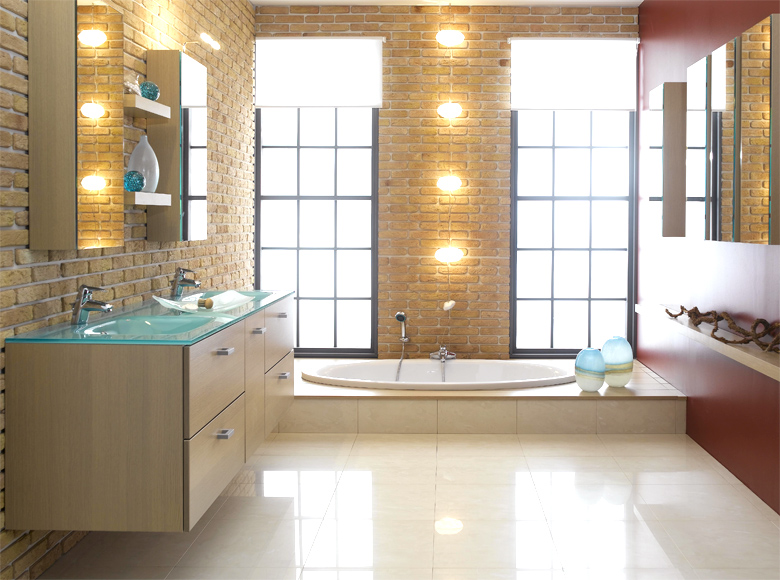 Featured Image of Simple Modern Bathroom Design