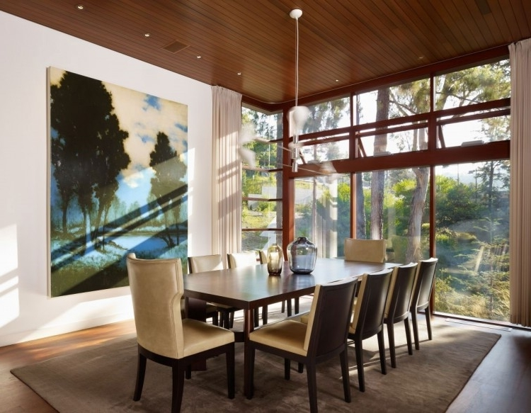 Featured Image of Simple Modern Dining Room Luxury Nuance