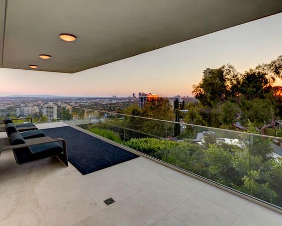 Featured Image of Simple Modern Terrace Design Ideas