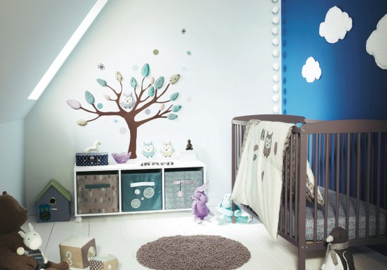Featured Image of Simple Nursery Room Decoration Ideas