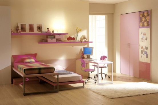 Featured Image of Simple Pink Bedroom Makeover Ideas