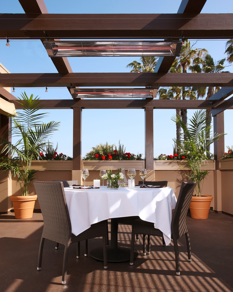Inspiring restaurant patio design ideas