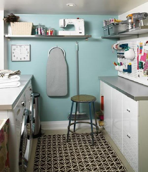 Featured Image of Simple Small Laundry Design