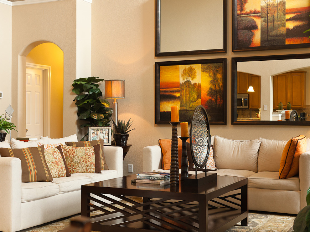 Featured Image of Simply Living Room Wall Pictures Decoration