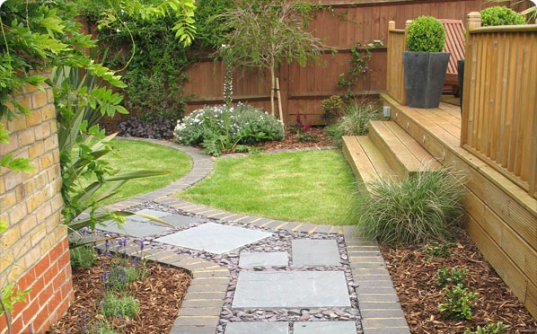Small garden creative design ideas 5758 house for Creative small garden ideas