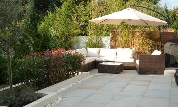 Featured Image of Small Garden Modern Design Ideas