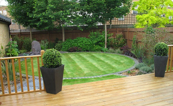 Featured Image of Small Garden Simple Decoration Ideas