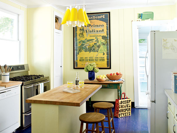 Featured Image of Small Kitchen Interior Coloring Ideas