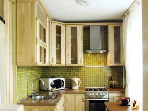 Featured Image of Small Kitchen Interior Furniture Ideas
