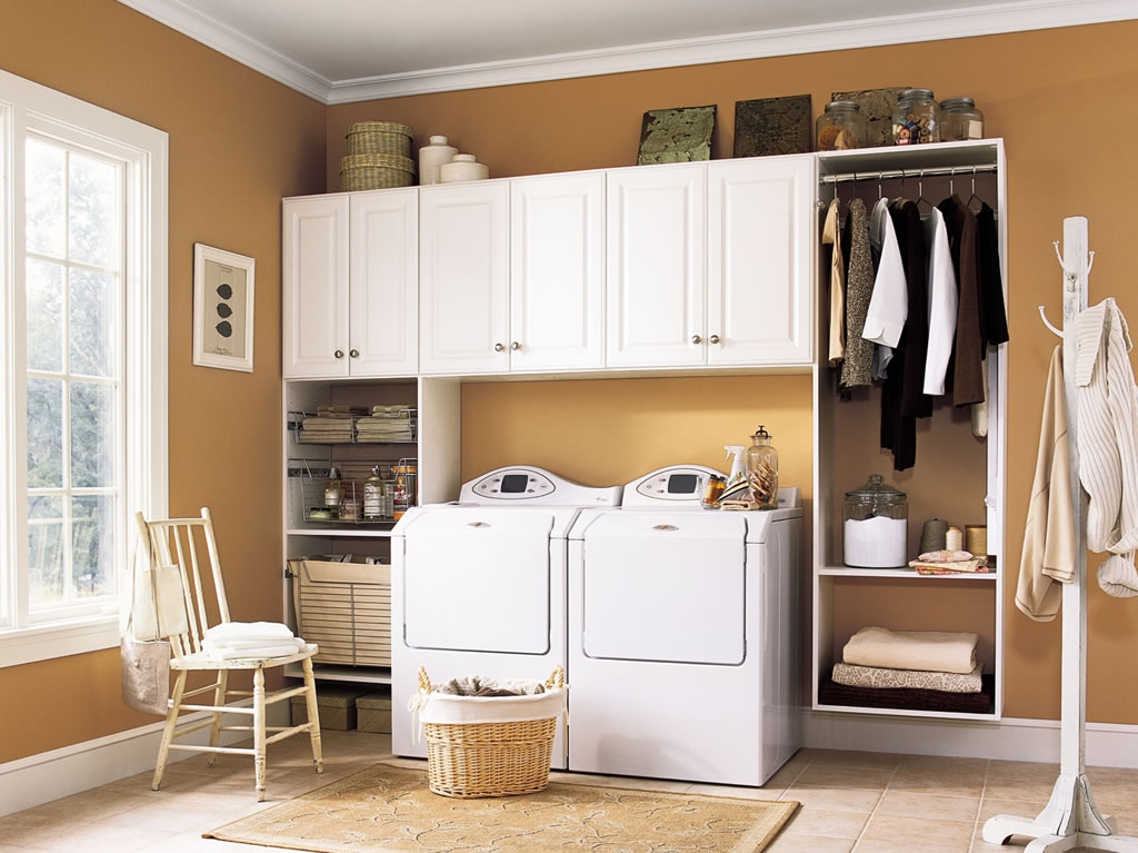 Featured Image of Small Laundry Minimalist Design