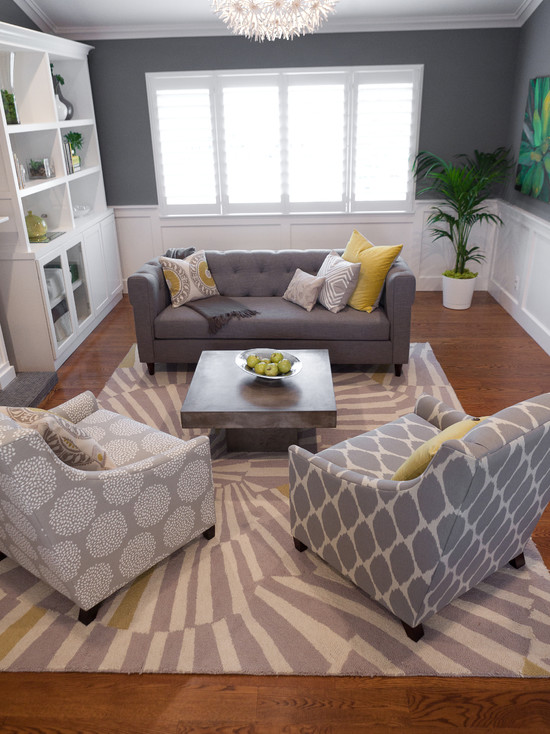 Featured Image of Small Living Room Furniture Interior Ideas