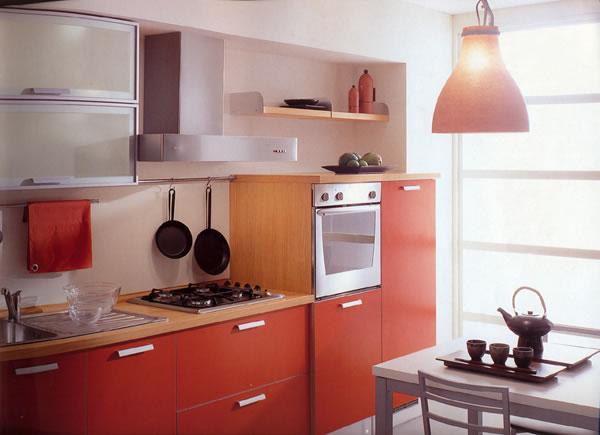 Featured Image of Small Minimalist Kitchen Interior Set Ideas