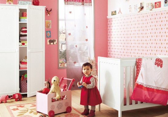 Featured Image of Small Nursery Room Decoration Ideas