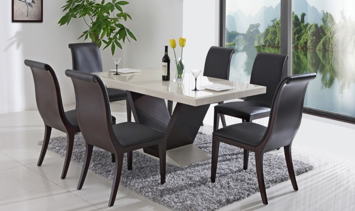 Featured Image of Square Kitchen Table 6 Piece Sets