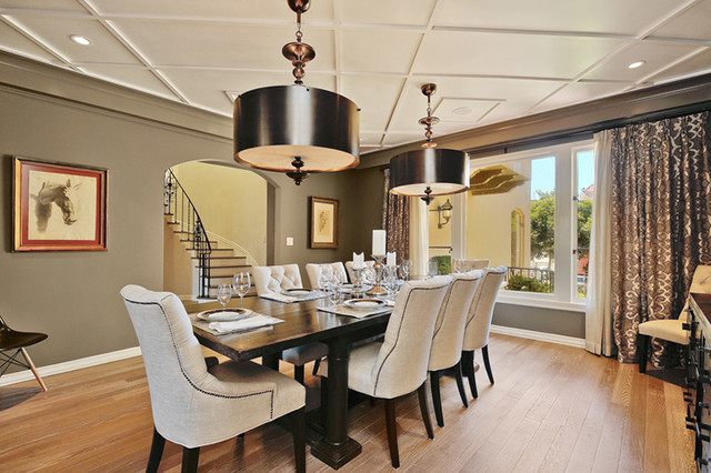 Featured Image of Stylish European Dining Room